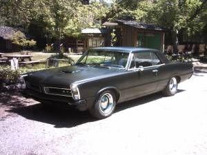 1965 Pontiac Lemans Gto Gto For Sale On Craigslist Dustyjunk