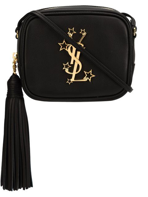 aba49b62cc6f SAINT LAURENT  Monogram Blogger  shoulder bag.  saintlaurent  bags  shoulder  bags  leather