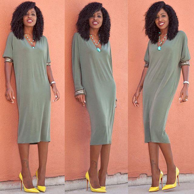 Instagram Post By Folake Huntoon Stylepantry Pinterest Dress