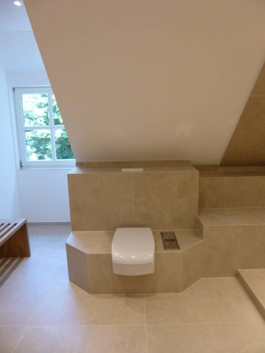 Moderne Badezimmer Bilder Wellness Bad Design