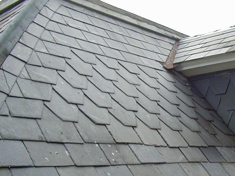 Pitched Roof Covering Materials/ Acoperisuri Cu Panta: Materiale Pentru  Invelitori U003eu003e Slate Roof