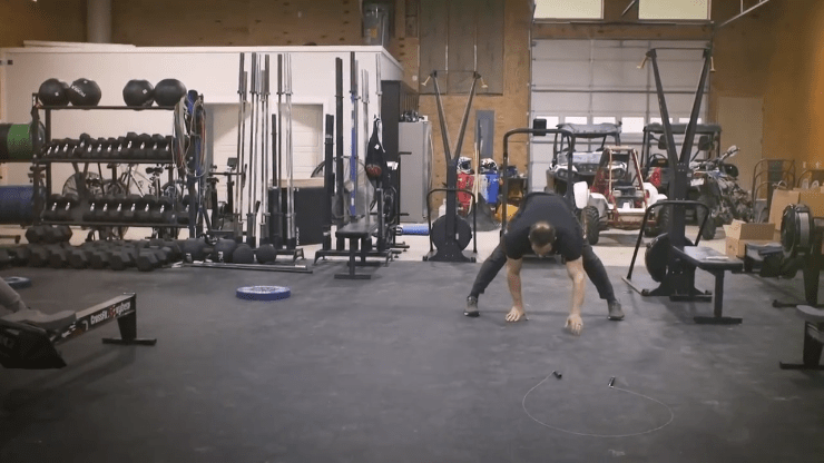 Project mayhem rich froning does barbara youtube
