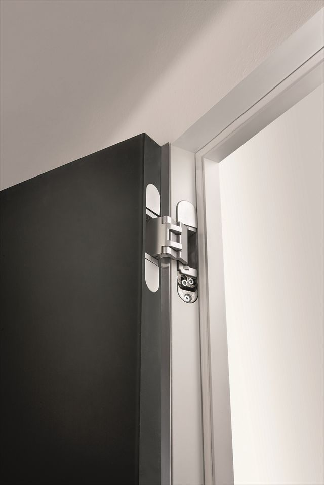 Swinging door / laminate / flush - PLANUS SETTE by Antonio ...