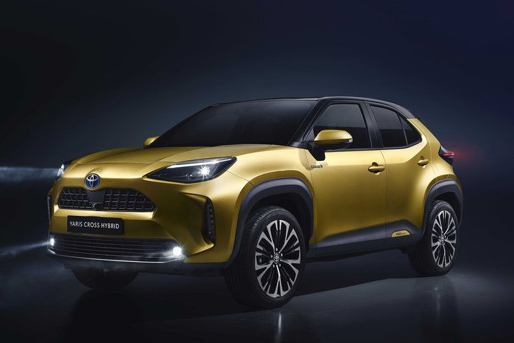 Toyota Yaris Cross coming 2021: Compact car gets the hybrid SUV treatment