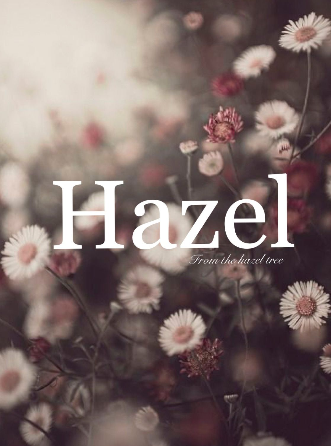 Hazel, girl names, unique girl names, baby names, uncommon