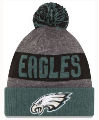 df251e05 New Era Philadelphia Eagles Sport Knit - Green Adjustable | Products ...