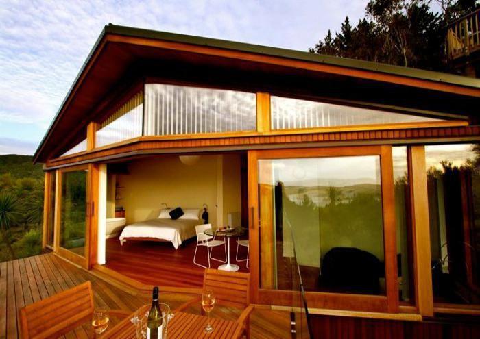 Kokohuia Lodge - Northland, NZ   View Retreats #romanticgetaway