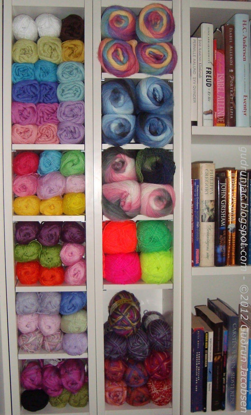 (yarn Storage)