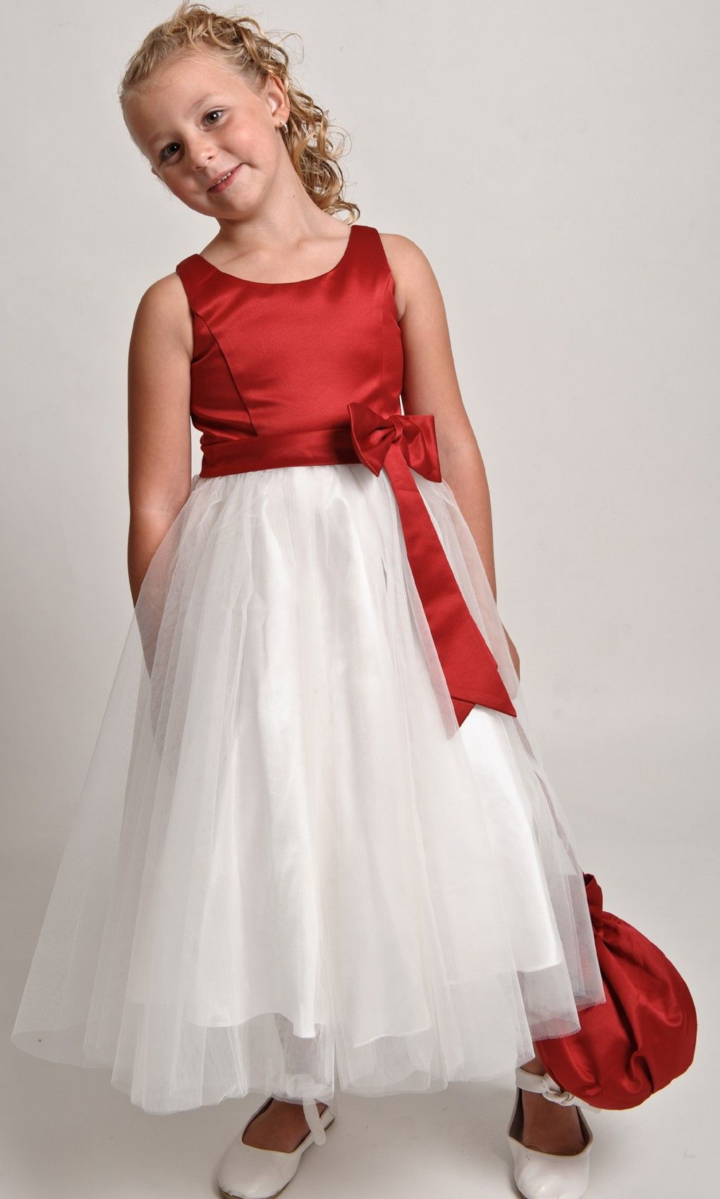 Childrens flower girl dresses best white dresses for Flower girls wedding dress