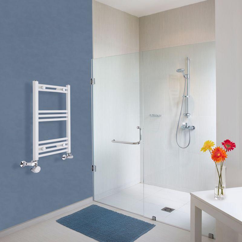 Seche Serviette Mixte Hudson Reed Tall Cabinet Storage Home Decor