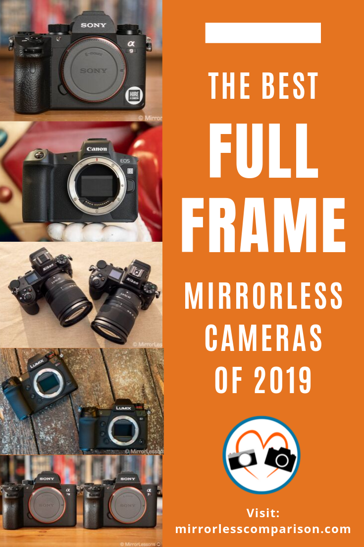 Are You Looking For The Best Full Frame Camera For Photography In 2019 Then Check Out Our Li Mirrorless Camera Mirrorless Camera Photography Full Frame Camera