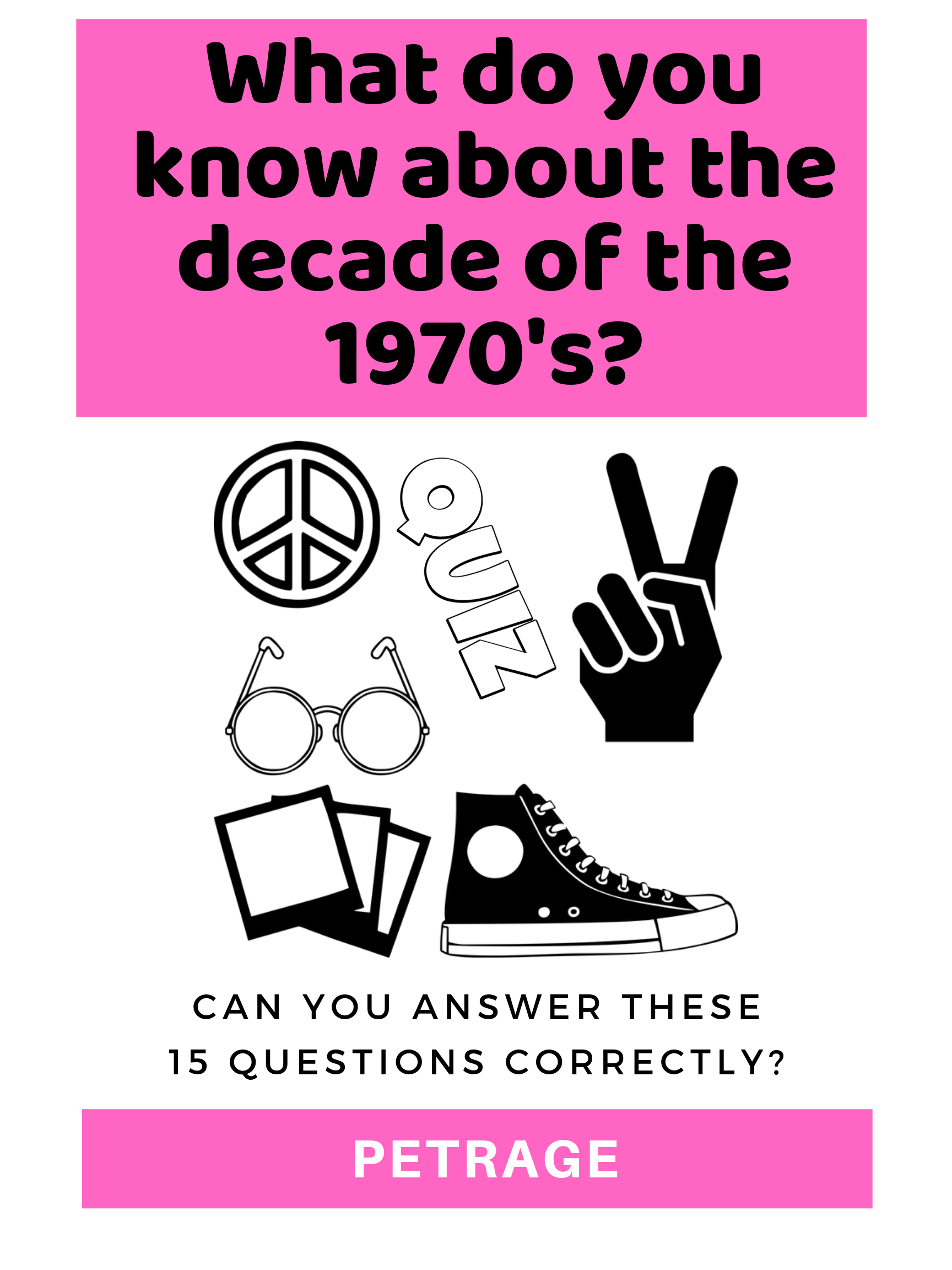 Ultimate 1970 S Quiz History Trivia Questions Trivia Questions And Answers Fun Online Quizzes