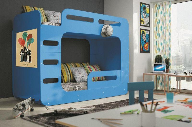 Beautiful Modernes Futuristisches Etagenbett Für Kinder Design