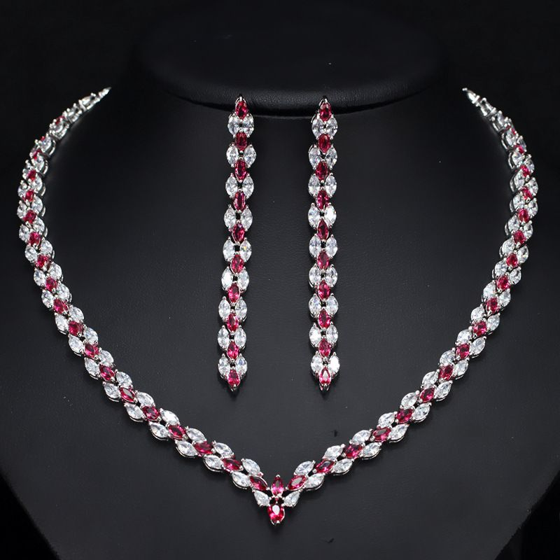 MANWII----Fashion-Jewelry-Set-High---end-luxury-sets-of ...