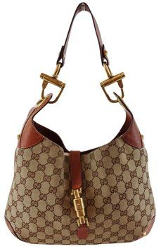 9b0118ae0 Gucci Vintage 120888 Monogram Shoulder Bag $485 | Craving: Gucci in ...