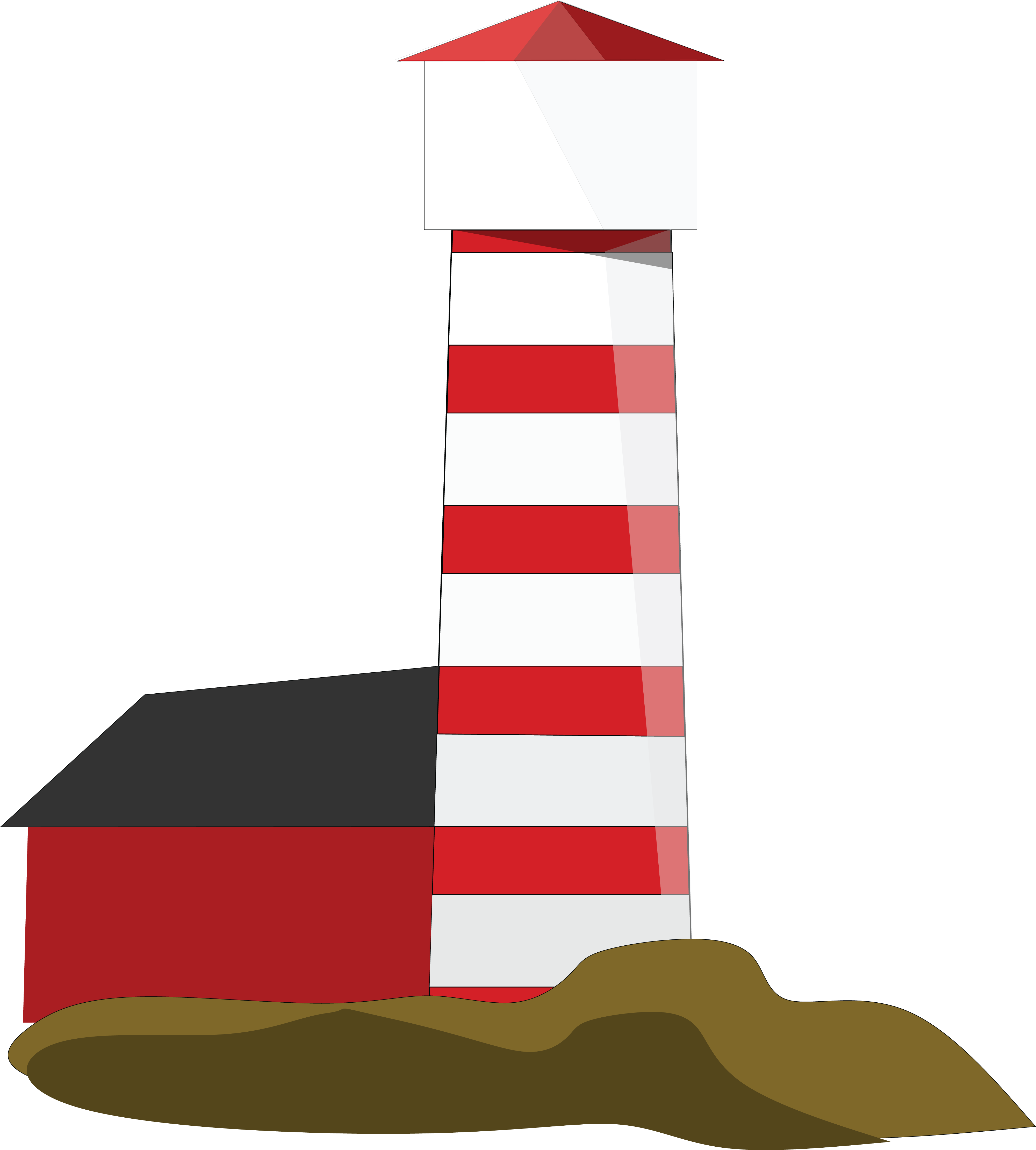43 Reference Of Lighthouse Vector Png Office Christmas Decorations Surf House Decor Tiny House Decor