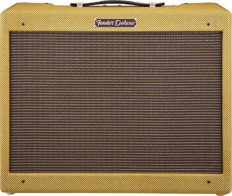 Fender '57 Deluxe - ein schönes Möbel...