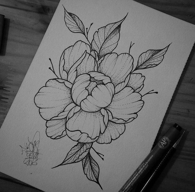 Pingl par anne thuries sur tatouage id es de tatouages tatouage fleur et dessin - Dessin du genou ...