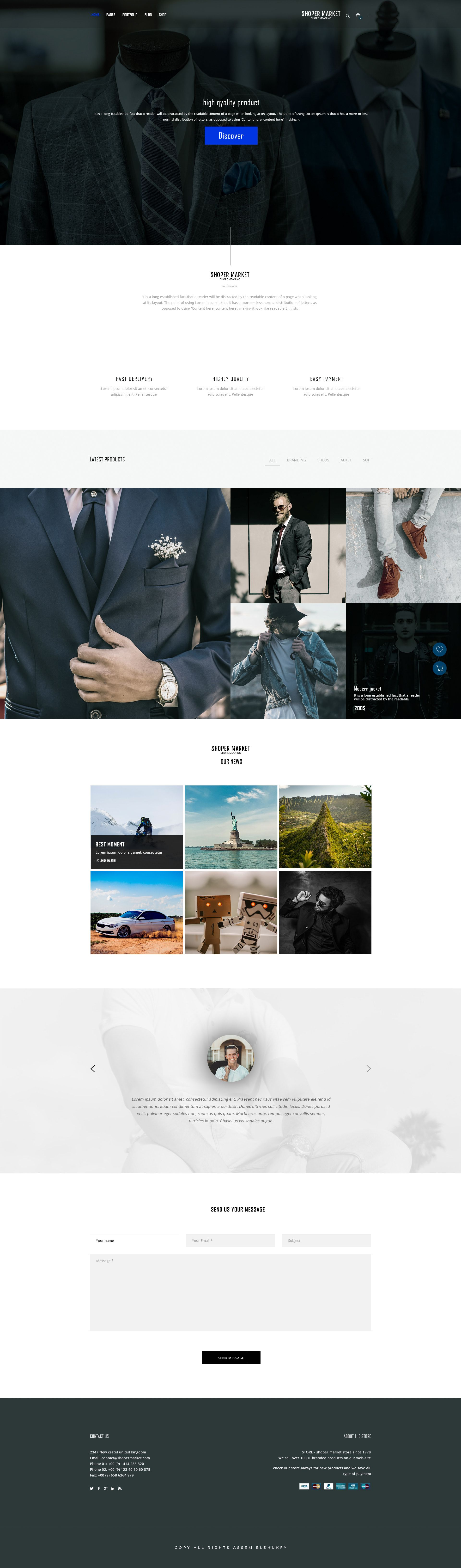 Pin on web sites modern designs