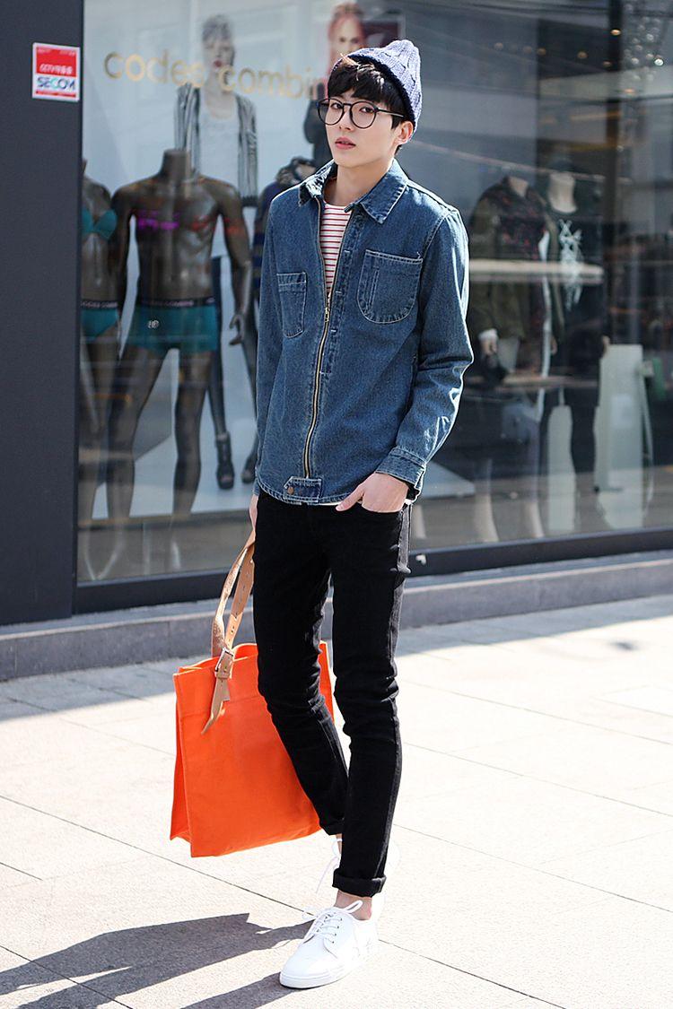 Korean street style | fashion street (Kr) | Korean fashion ...