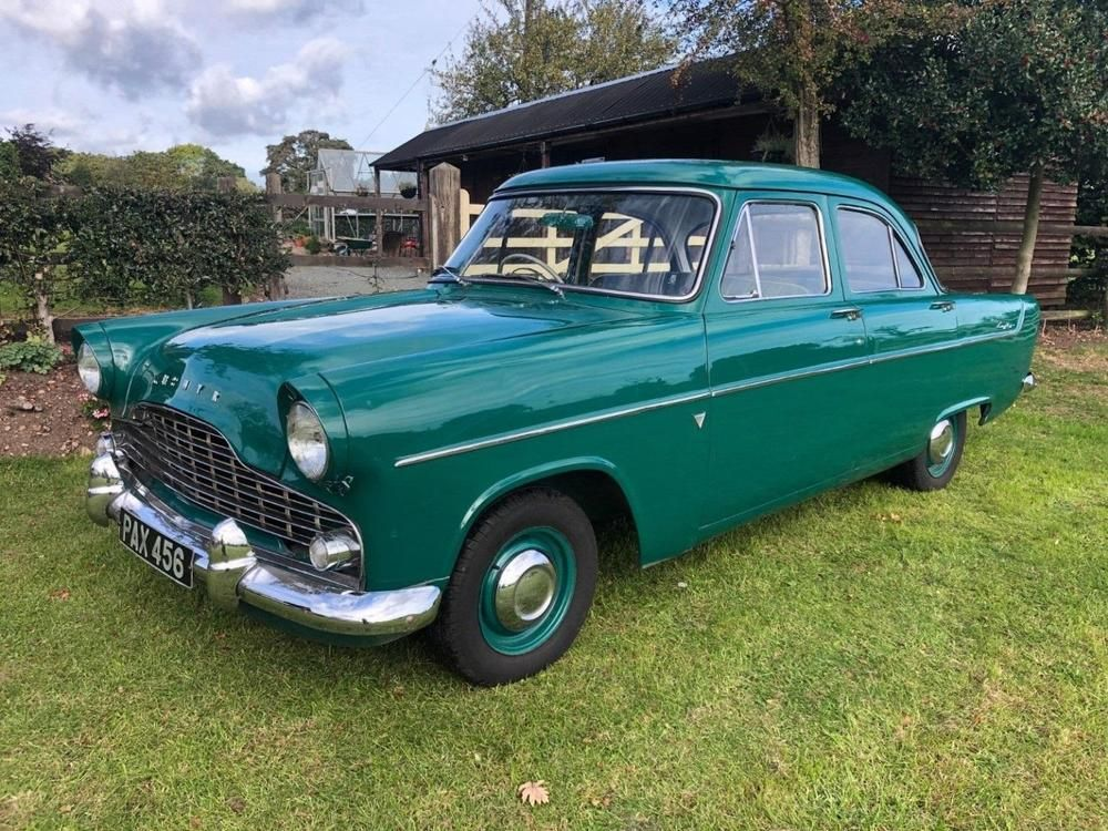 Ebay Ford Zephyr 2600 Petrol Manual 1956 6 Vintage Cars 1950s