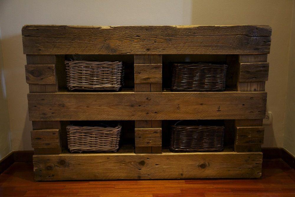Reciclar palets de madera best reciclar palets de madera for Reciclar palets para muebles