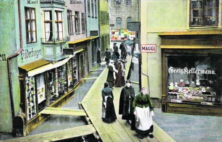 Katastrophe In Nurnberg Das Jahrhundert Hochwasser Von 1909 Nurnberg Hochwasser Jahrhundert