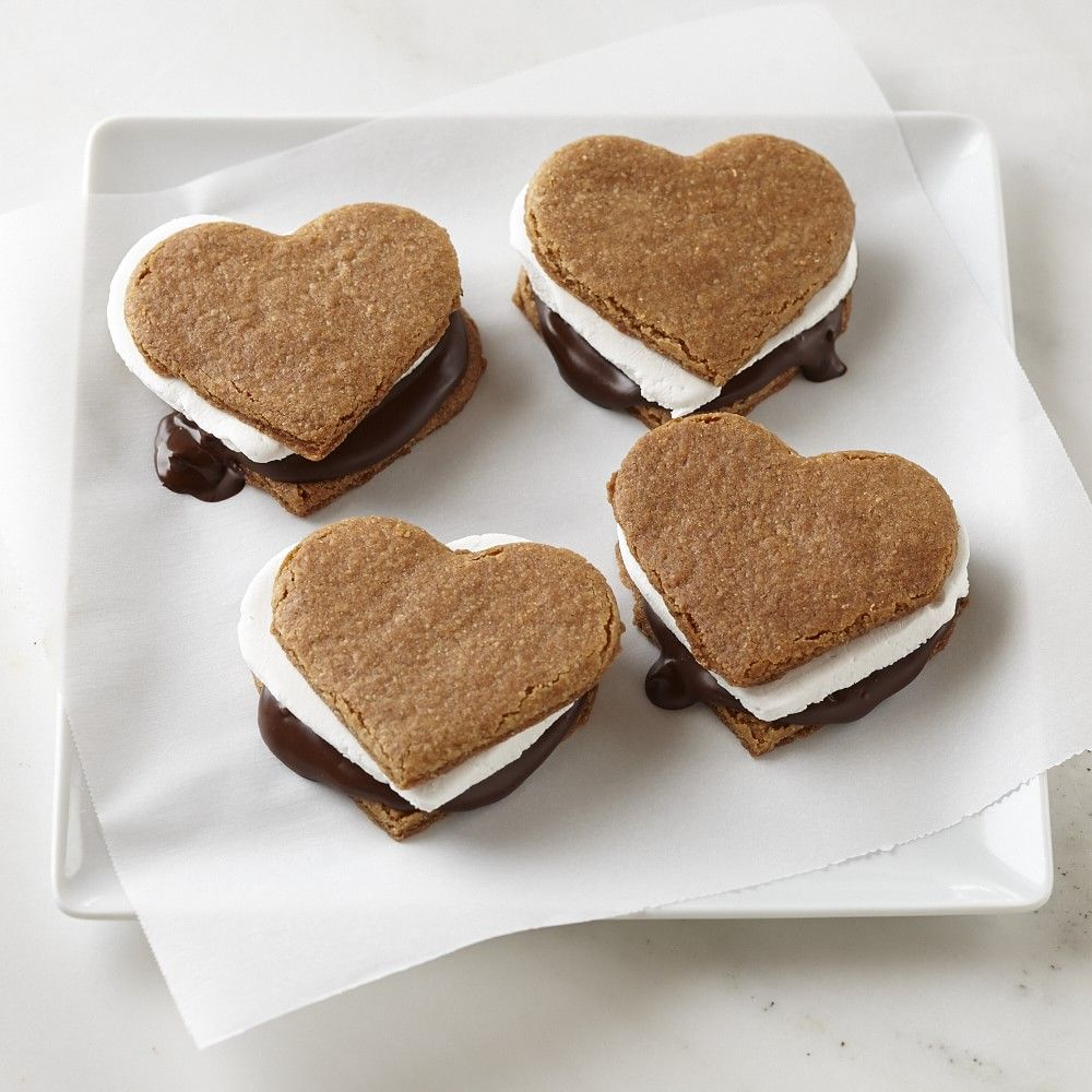 heart smore kit - I totally need this!