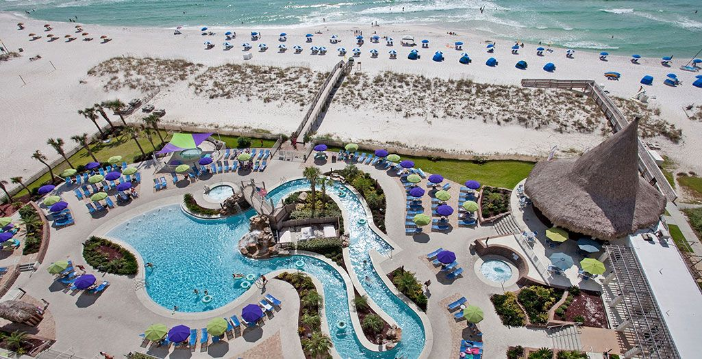 Holiday Inn Resort Beachfront Hotel Pensacola Beach Florida Beachfront Hotels Pensacola Beach Pensacola Beach Hotels