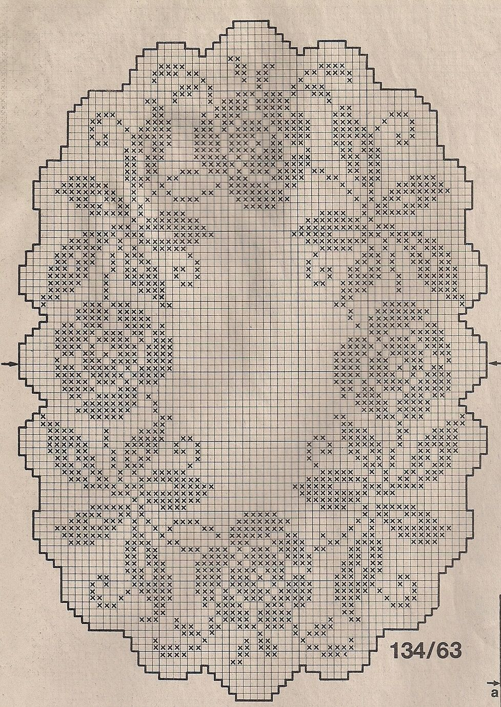 Carpetas tejidas a ganchillo ~ Solountip.com | Filet crochet, Tığ işi  motifleri, Tığ işi şablonu