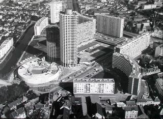 Les Horizons Rennes Architecture France