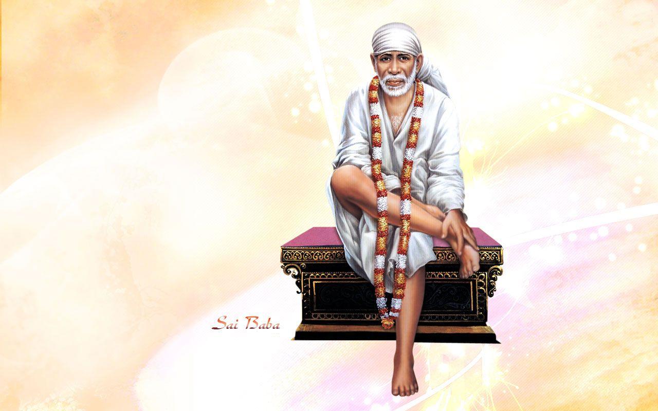 Sri Swami Samartha Full Hd Computer Wallpaper Dawlonod: Sai Baba HD High Resolution Wallpapers