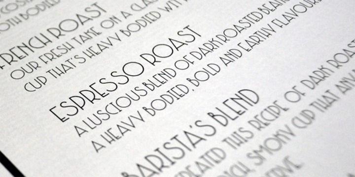 MB DECO - Webfont & Desktop font « MyFonts