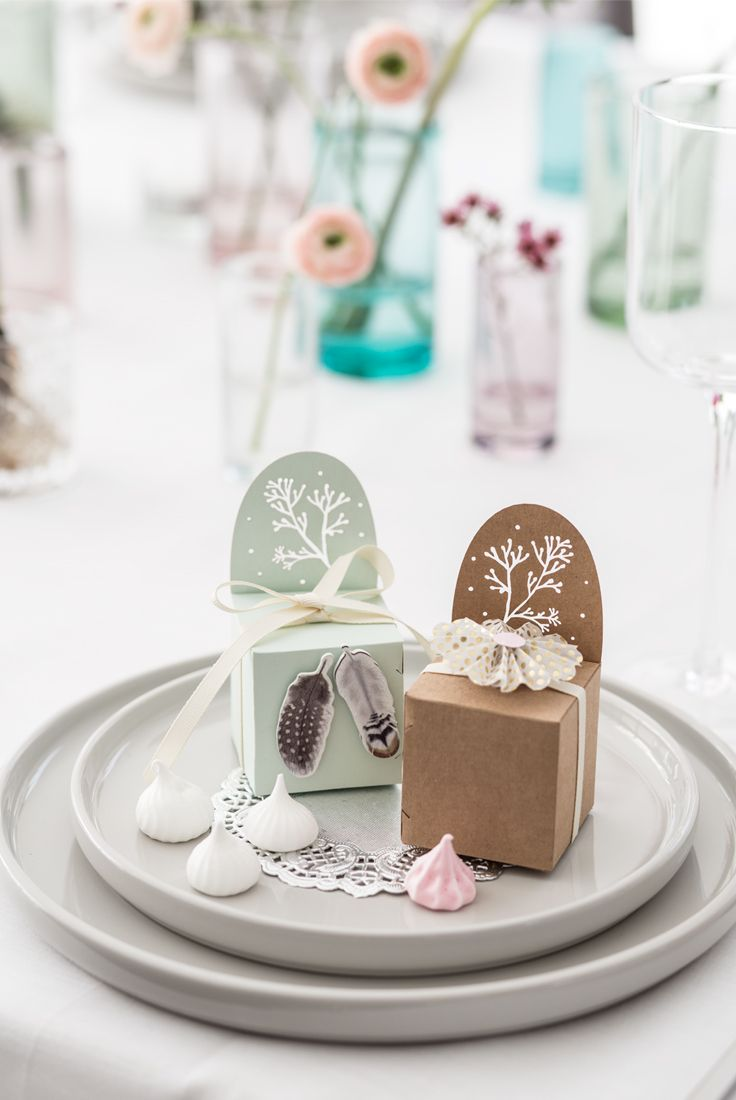 DIY video : Make your own table favours for your guests | Favors ...