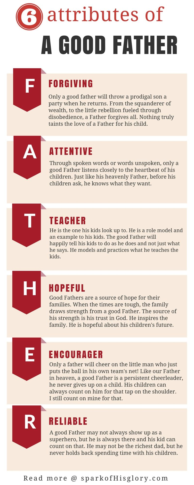 Words To Describe Dads