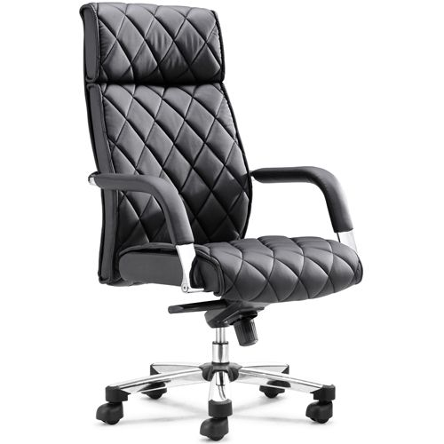 Regal Office Chair Black 539 00 Interiores Moveis