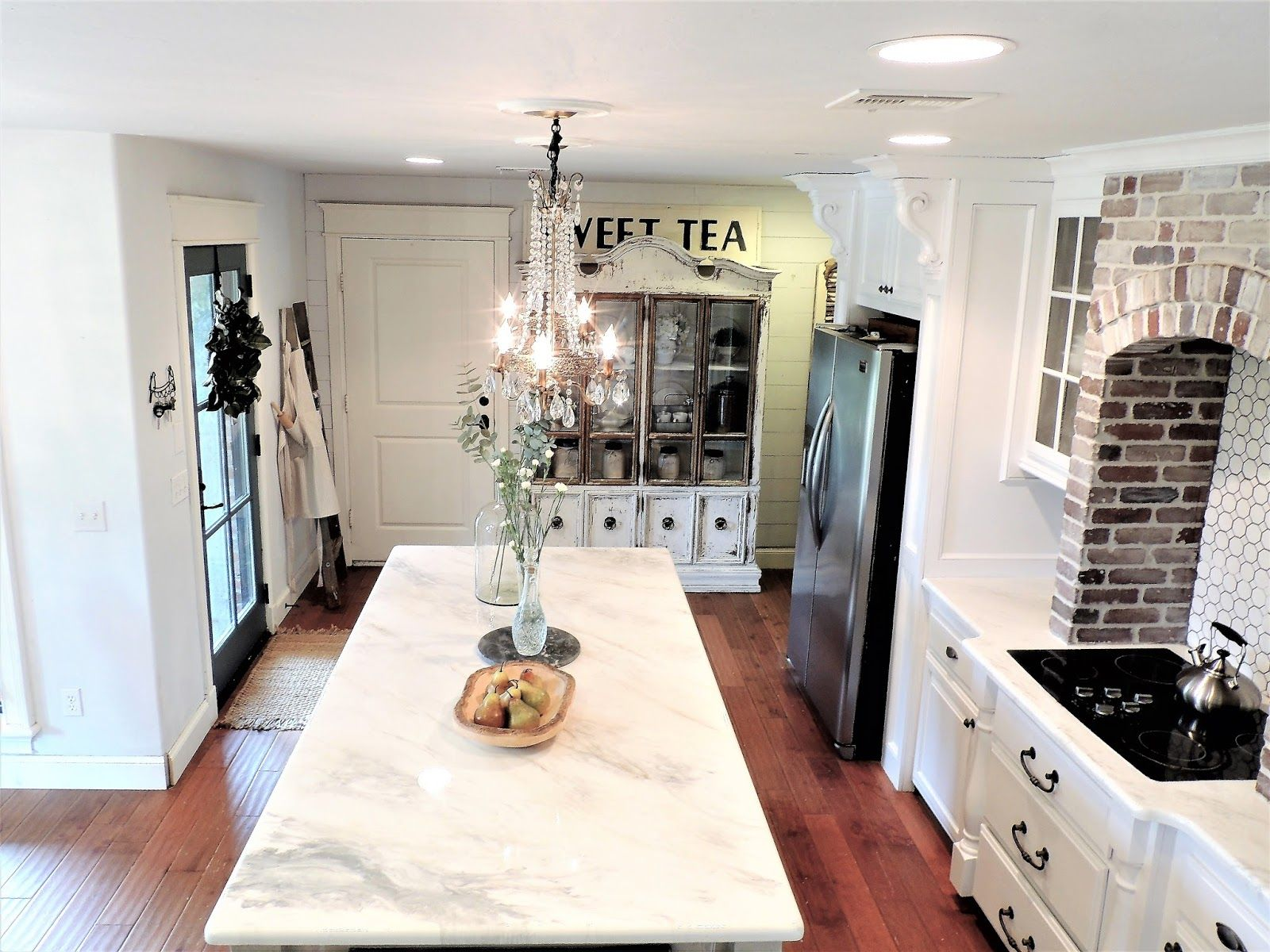 Epoxy Countertops That Look Like Marble House Flippin