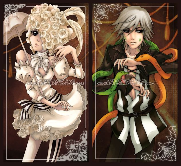 Lost Substitute Shinigam Arc Ends: Doll And Snake - Kuroshitsuji