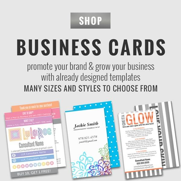 Make Your Own Business Cards With Our Professionally Designed Templates Customize Review And Order O Rodan And Fields Business Card Templates Business Cards