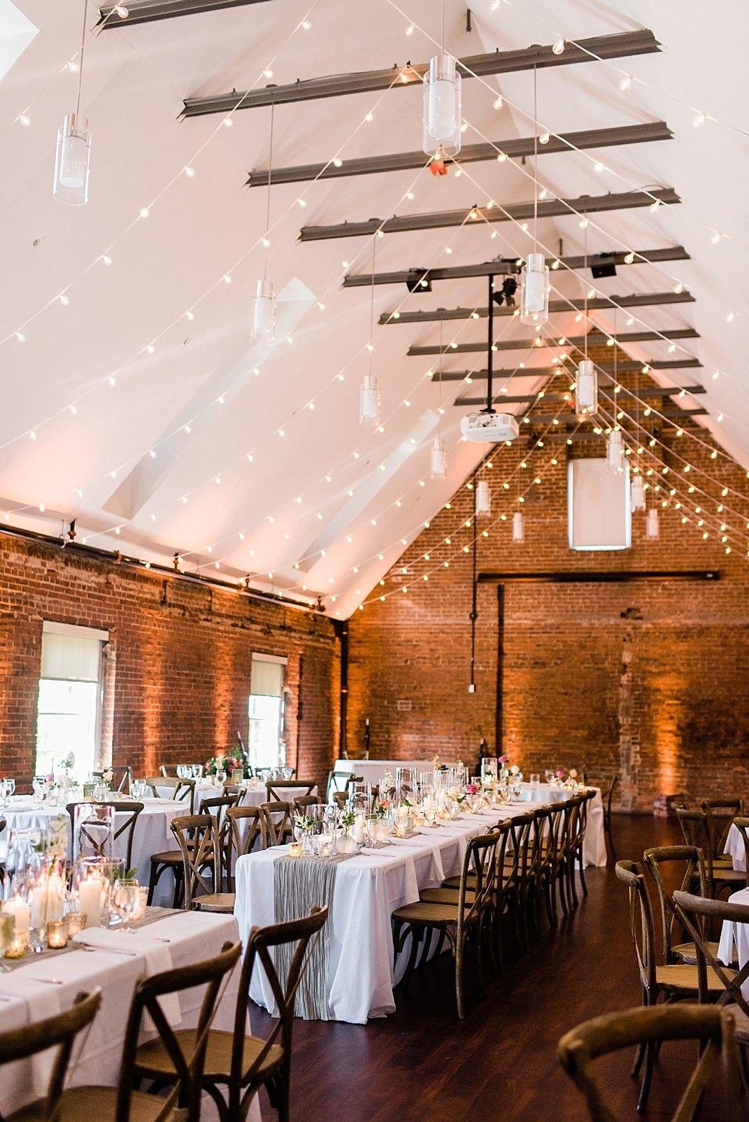 Melanie & Ian Indoor wedding receptions, Indoor wedding