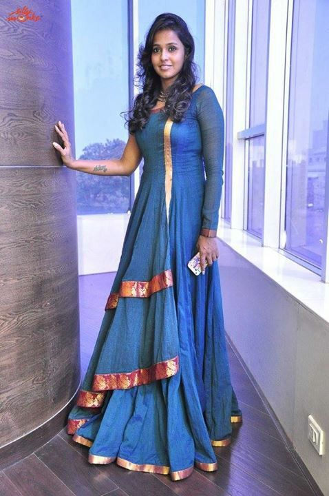 a6c35a91644 Dresses from saree