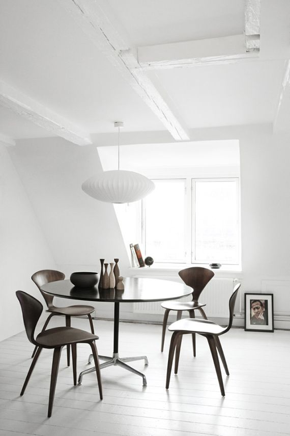 5 Scandinavian Dining Rooms To Make You Crave For A Round Table Pleasing Scandinavian Dining Room Sets Decorating Design