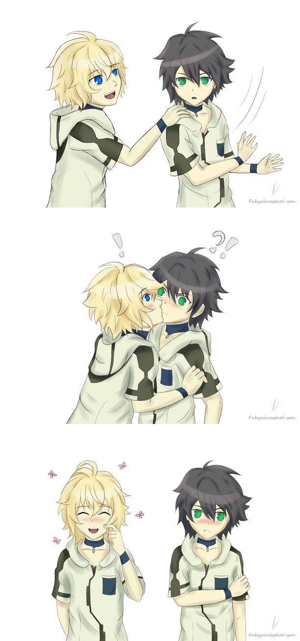 Kiss by Fukyuinasshol-san