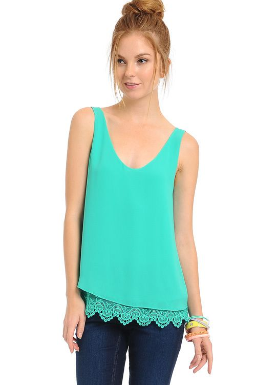 Fantastic Top With Beautiful Detail There At The Bottom