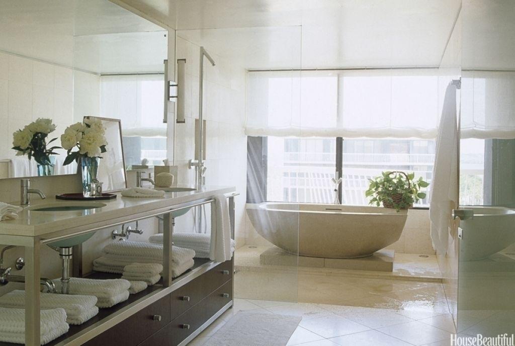 Designing A Master Bathroom #Badezimmer #Büromöbel #Couchtisch #Deko - Schreibtisch Im Schlafzimmer