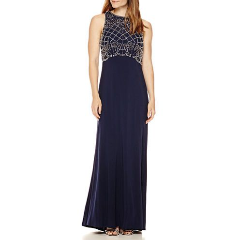 84768c94c Buy Jackie Jon Beaded Bodice Formal Gown at JCPenney.com today and enjoy  great savings.