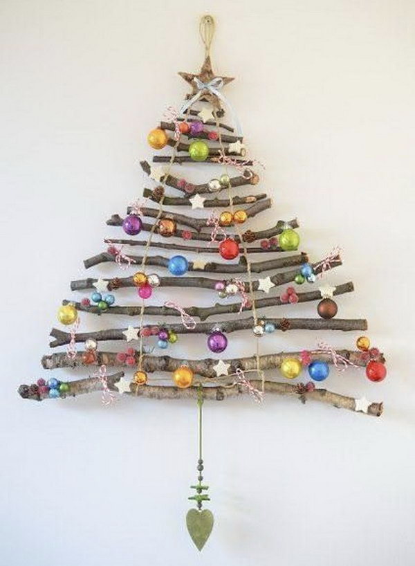 Natural Crafts Tutorials: Great Twig Crafts for Kids