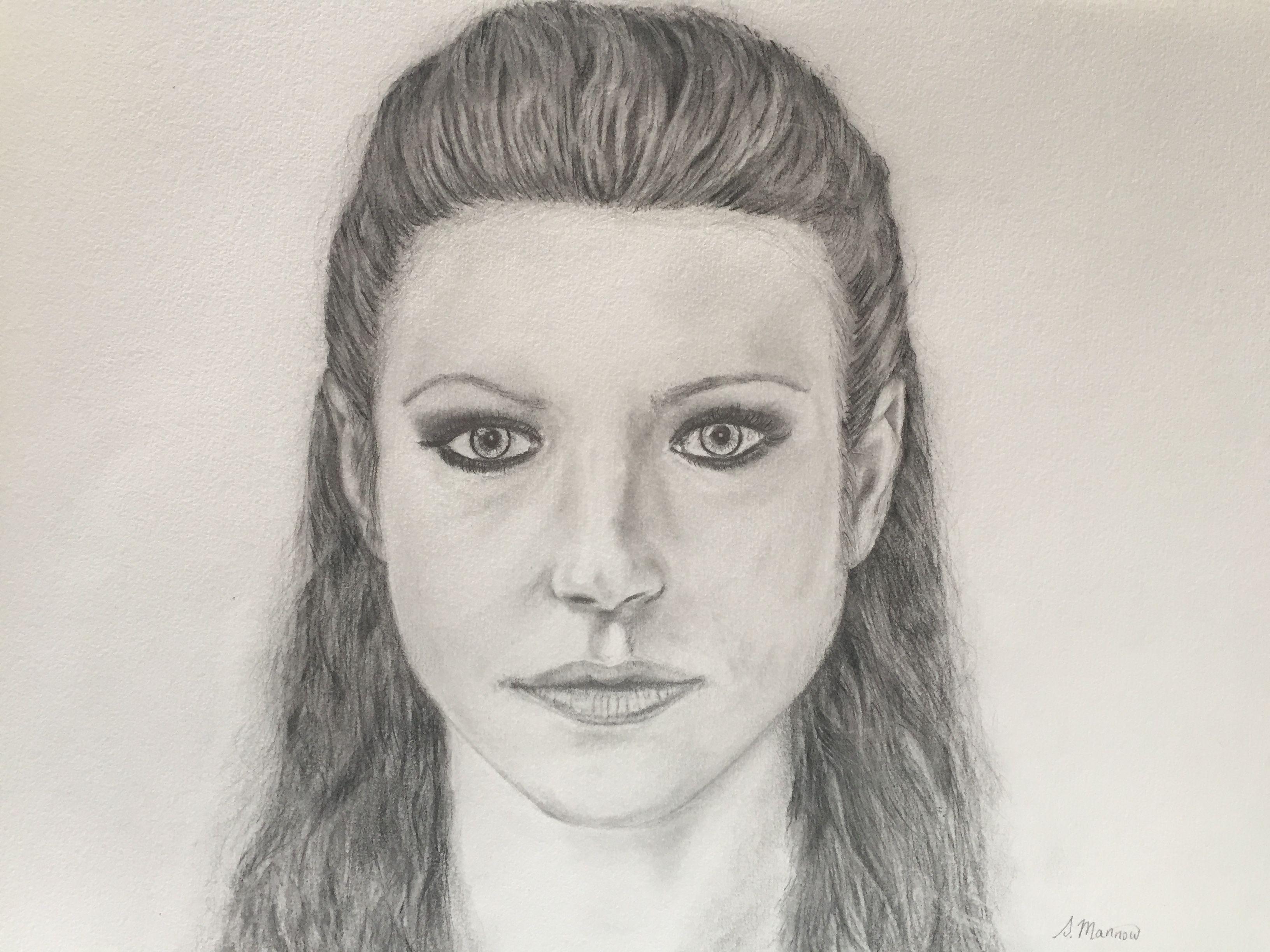 Lagertha Portrait