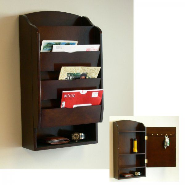 Door Entry Mail Organizer By Proman
