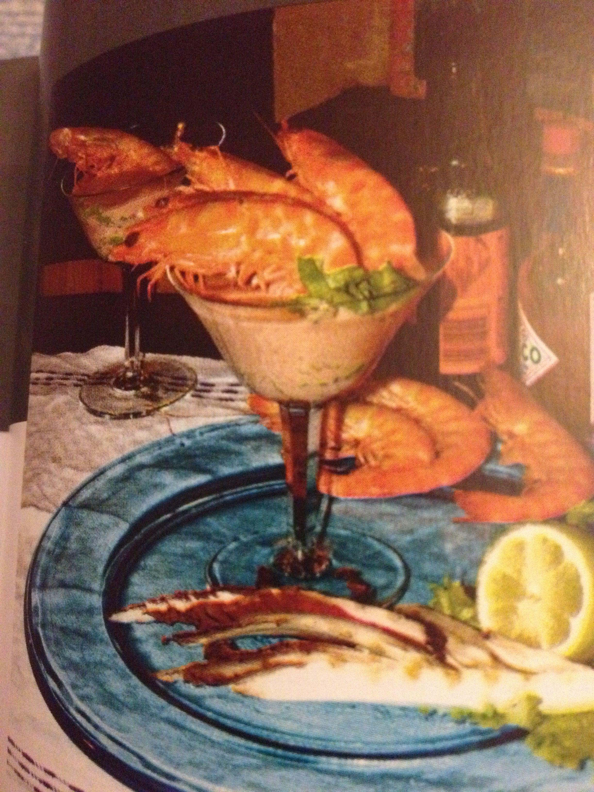 Cóctel de gambas del Gourmet, agritechstore.es